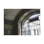 Historic Prison Cell Stretched Canvas Prints