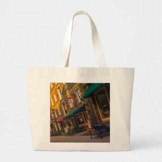 Historic Properties, Halifax, Nova Scotia Canvas Bags