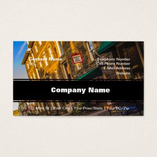 Historic Properties, Halifax, Nova Scotia Business Card