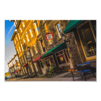 Historic Properties, Halifax, Nova Scotia Photo Art