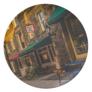 Historic Properties, Halifax, Nova Scotia Dinner Plates