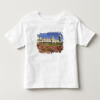 Historic Railway Station, Dunedin, New Zealand Toddler T-shirt