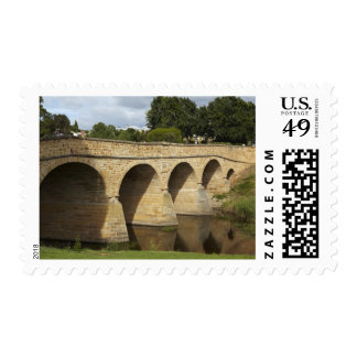Historic Richmond Bridge Australia s oldest Postage Stamp