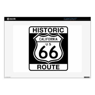 Historic Route 66 - California Skins For Laptops