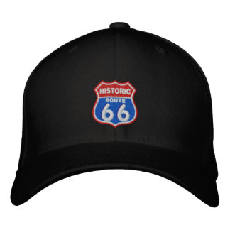 Historic Route 66 Baseball Cap