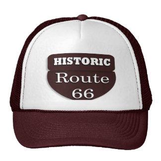 Historic Route 66 Trucker Hat