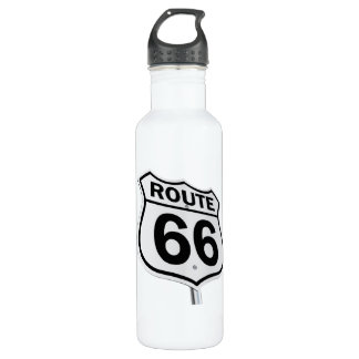Historic Route 66 water bottle. Water Bottle