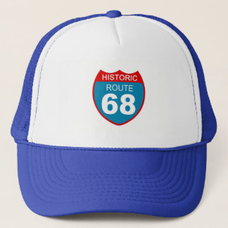 Historic Route 68 Trucker Hat