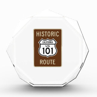 Historic Route U.S. Route 101 (California) Sign Award