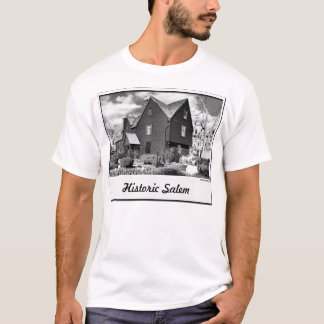 Historic Salem - House of Seven Gables T-Shirt