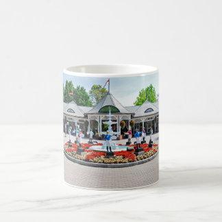 Historic Saratoga 150 on Opening Day Coffee Mug