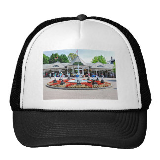 Historic Saratoga 150 on Opening Day Mesh Hat