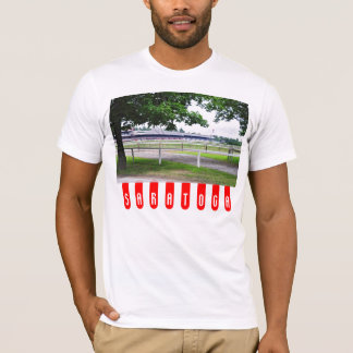 Historic Saratoga and Clare Court T-Shirt