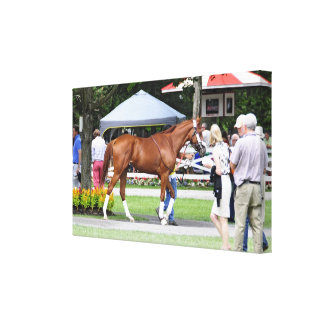Historic Saratoga Race Course Canvas Print