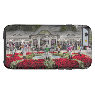 Historic Saratoga Race Course Entrance Tough iPhone 6 Case