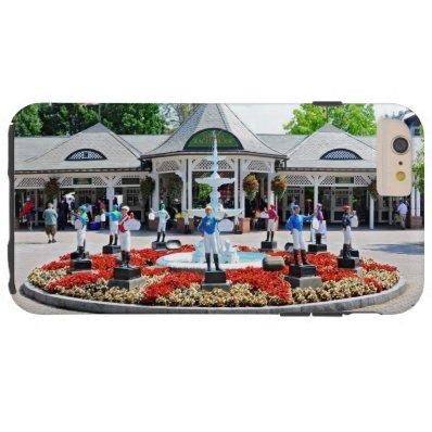 Historic Saratoga Race Course Entrance Tough iPhone 6 Plus Case