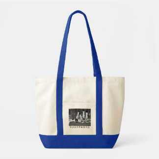 Historic Saratoga Race Course-Step Nicely Canvas Bags