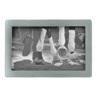 Historic Saratoga Race Course-Step Nicely Belt Buckles
