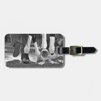 Historic Saratoga Race Course-Step Nicely Bag Tag