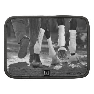 Historic Saratoga Race Course-Step Nicely Folio Planner