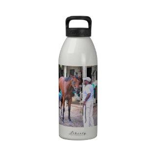 Historic Saratoga Racetrack Water Bottles