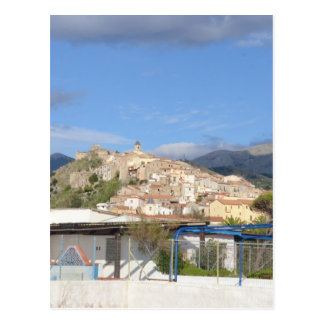 Historic Scalea Postcard