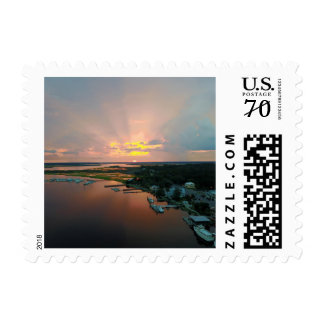 Historic St.Marys Downtown Postage