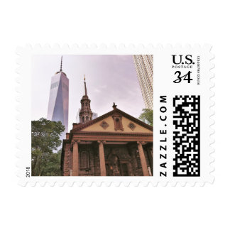 Historic St. Paul's Postage