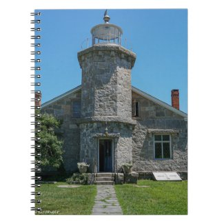 Historic Stonington Lighthouse Notebook