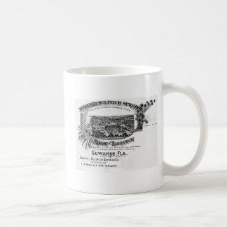 Historic Suwannee Springs, Florida suwannee river, Coffee Mug
