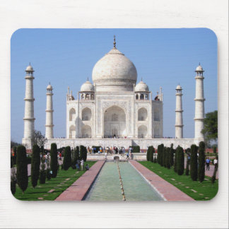 Historic Taj Mahal, Agra, India Mouse Pad