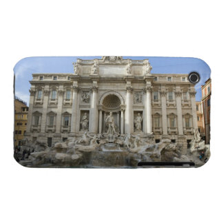 Historic Trevi Fountain in Rome, Italy Case-Mate iPhone 3 Case