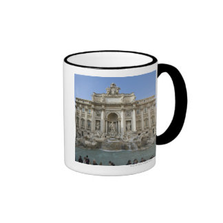 Historic Trevi Fountain in Rome, Italy Mug