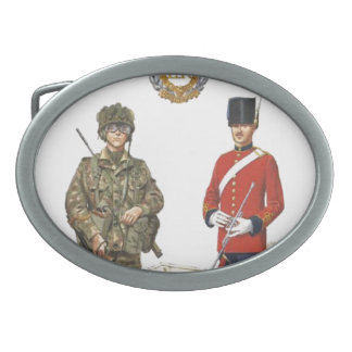 Historic Uniforms, Corps of Royal Engineers Oval Belt Buckle