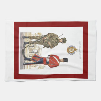 Historic Uniforms, Corps of Royal Engineers Towel