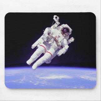 Historic Untethered Space Walk Mouse Pad