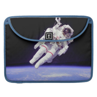 Historic Untethered Space Walk Sleeve For MacBooks