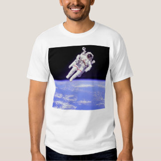 Historic Untethered Space Walk T-shirt