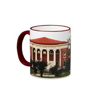 Historic Whitworth College - Brookhaven, MS Ringer Coffee Mug