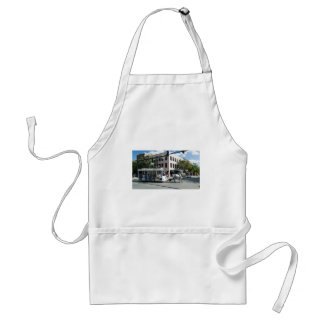 Historic Wilmington Horse and Carriage Adult Apron