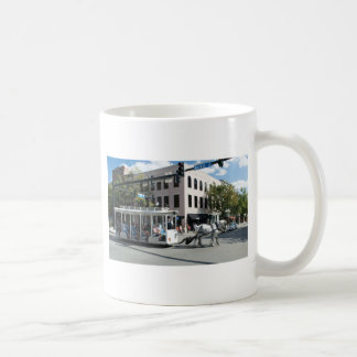 Historic Wilmington Horse and Carriage Coffee Mug