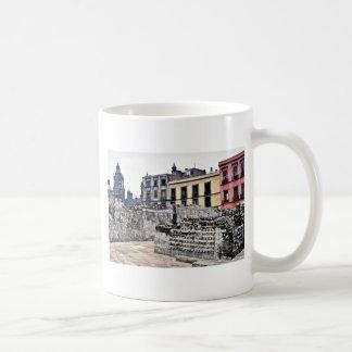 Historical Architectural Scene Coffee Mug