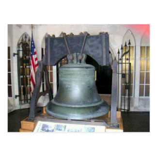 Historical Bell Postcard