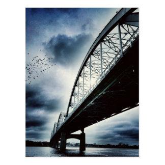 Historical Bridge Postcard