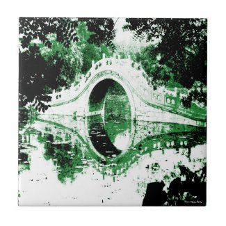 Historical Bridge Tile