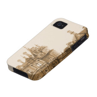Historical building olden days CaseMate iPhone 4S iPhone 4/4S Covers