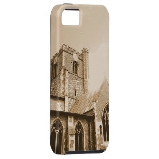 Historical building olden days CaseMate iPhone 5S iPhone 5 Cases