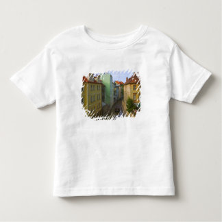Historical buildings with canal, Prague, Czech Toddler T-shirt