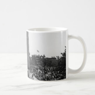 Historical Bunker Hill Monument Photograph Coffee Mug
