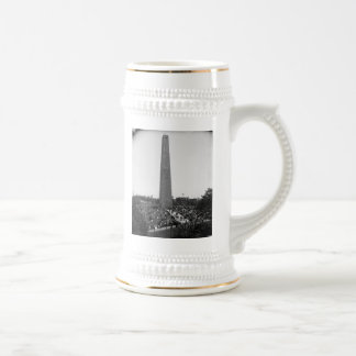 Historical Bunker Hill Monument Photograph Mug